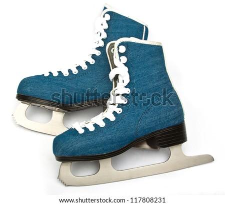 skates - stock photo