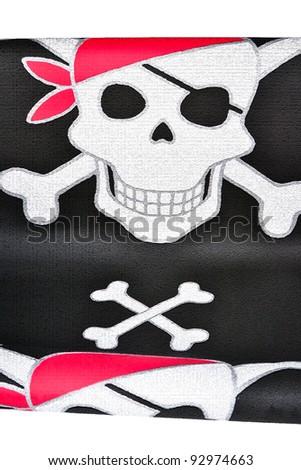 skeleton  wallpaper - stock photo