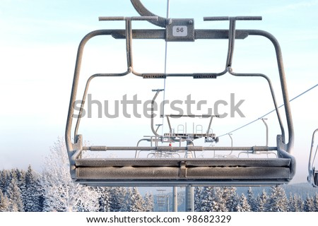 Chair Lift Stock Images Royalty Free Images Amp Vectors