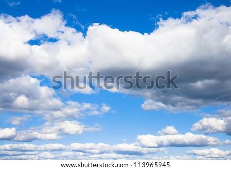 Skies Above Natural Beauty Broad Daylight - stock photo