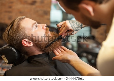 barbers cape stock images royalty free images vectors shutterstock. Black Bedroom Furniture Sets. Home Design Ideas