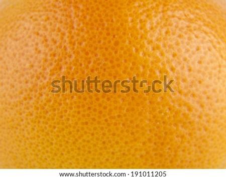 skin of orange as background - stock photo