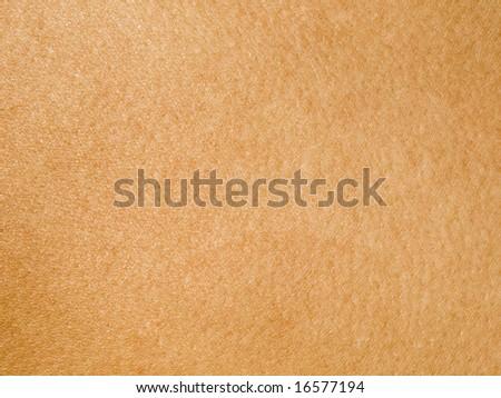 Skin texture background. - stock photo