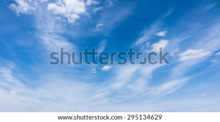 Sky, abstract background