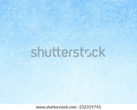 sky blue marble background - stock photo
