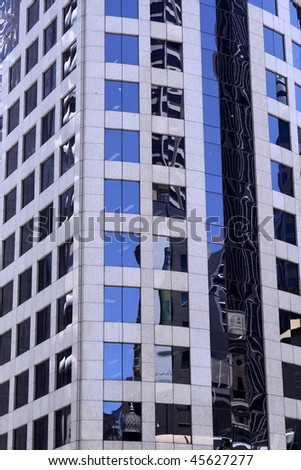 Skyscraper. Sydney - stock photo
