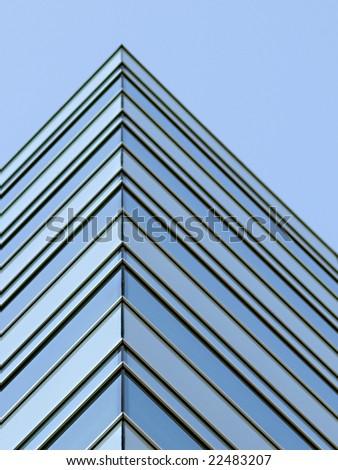 Skyward - stock photo