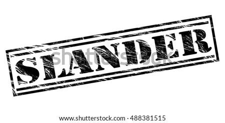 Slander Clip Art – Cliparts