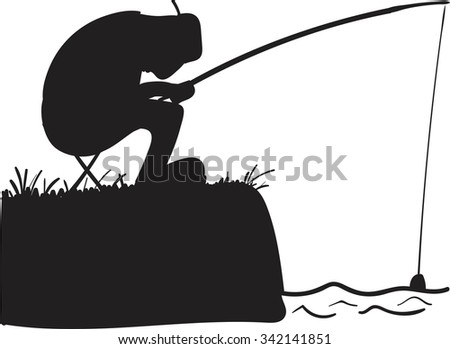 Sleeping fisherman