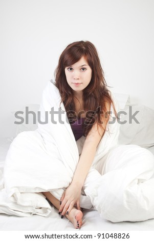 Sleeping time - stock photo