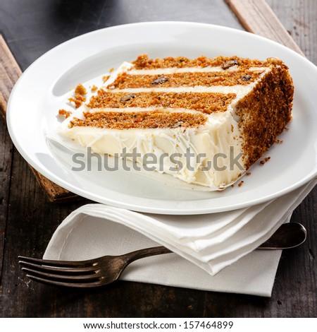 Vintage kuchen board