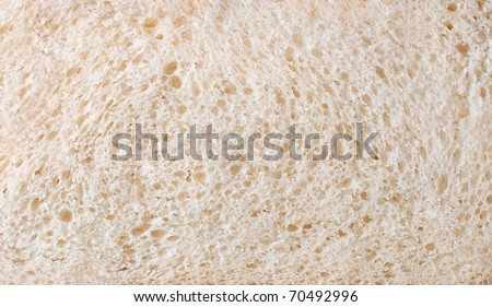 sliced bread texture background