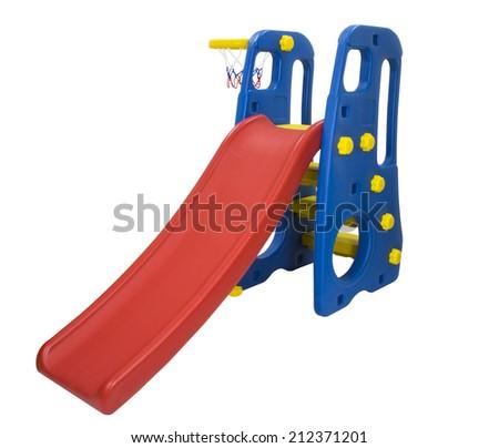 slider playground - stock photo
