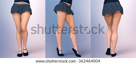 Sexy girls in short skirts, og black porn