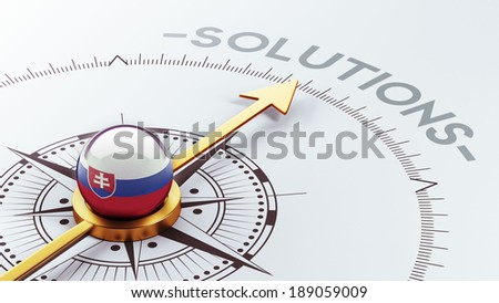 Slovakia High Resolution Solution Concept