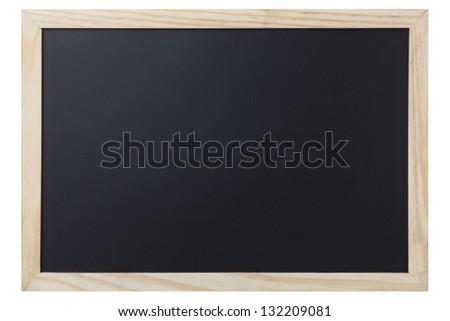 Small blackboard - stock photo