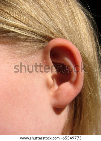 Small Child's Ear