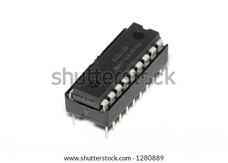 Small chip ISOLATED