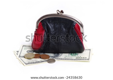 small coin - stock photo