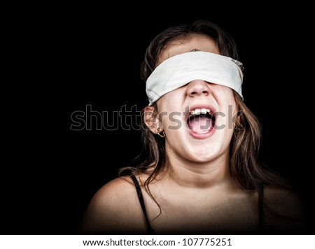 Blind Child Stock Images Royalty Free Images Amp Vectors