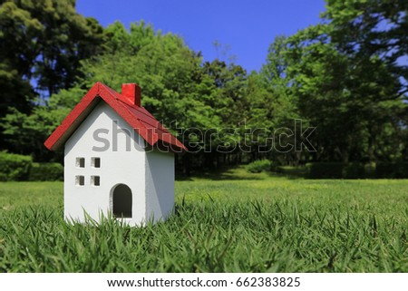 Small house on the prairie