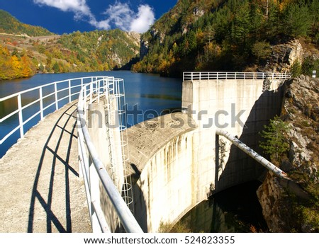 Small hydro power plant