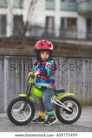 Kids Riding Bikes Stock Images Royalty Free Images