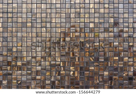 small mosaic tiles background.