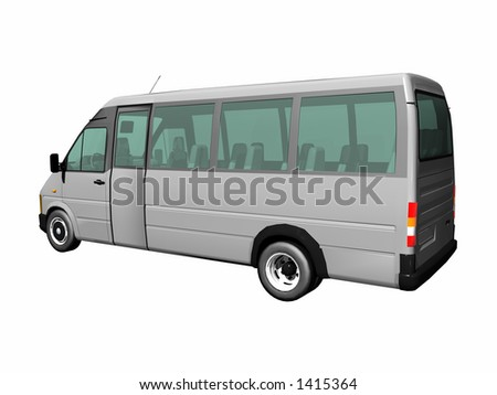 Small Passenger Bus