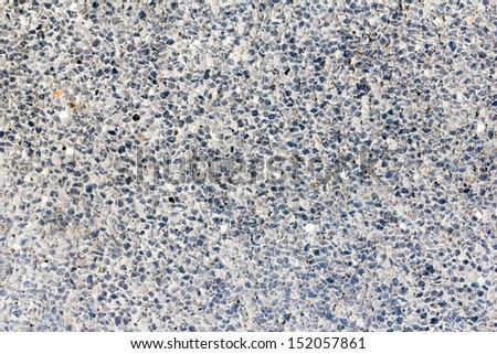 Small stone texture, black, gray and white pattern - stock photo