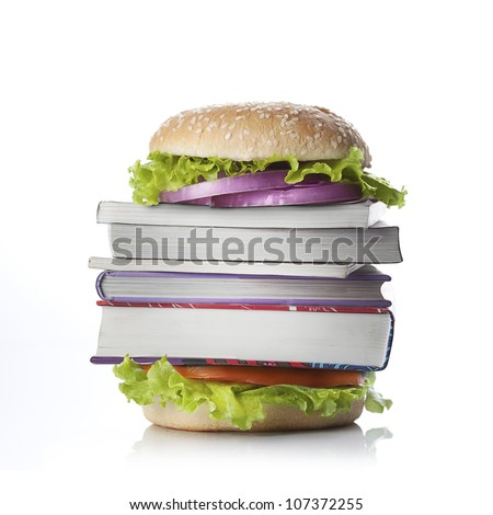 Smart food - stock photo