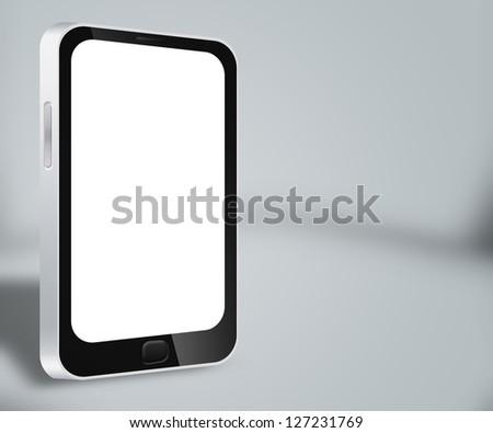 Smartphone Background - stock photo