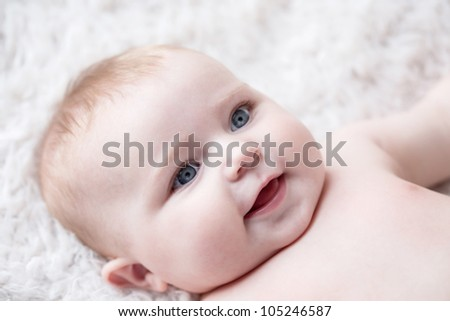 Smile of Baby [6 Month Old]