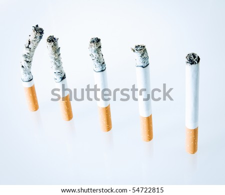 smoking graph