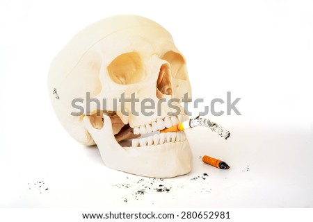 illustration essay about smoking