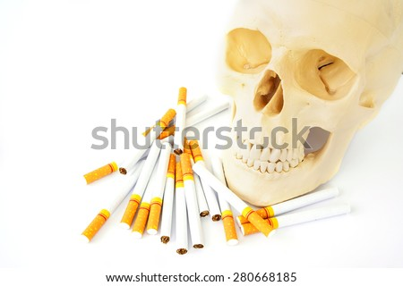 Smoking Is Injurious To Health Logo