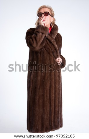 Mink Coat Stock Images, Royalty-Free Images & Vectors | Shutterstock