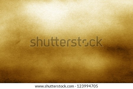 Smoky amber background - stock photo