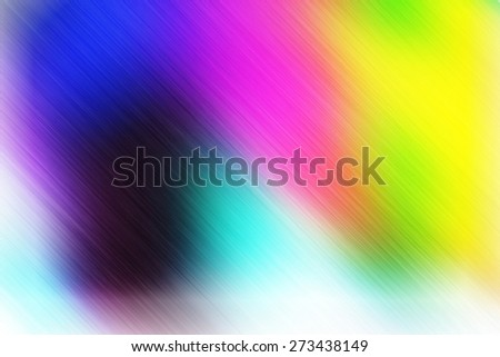 Smooth abstract colorful background with up left diagonal speed motion lines - stock photo
