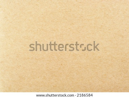 smooth brown paper, excellent for backgrounds and textures