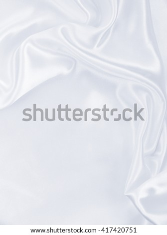 Smooth elegant grey silk or satin texture can use as background