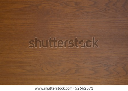 smooth teak wood, texture - stock photo