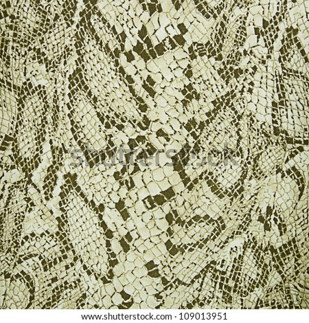 snake fur texture background. - stock photo