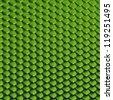 snake skin background - stock vector