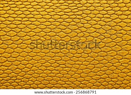Snakeskin texture leather, can be used as a background - stock photo