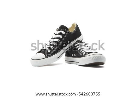 Sneaker on White Background