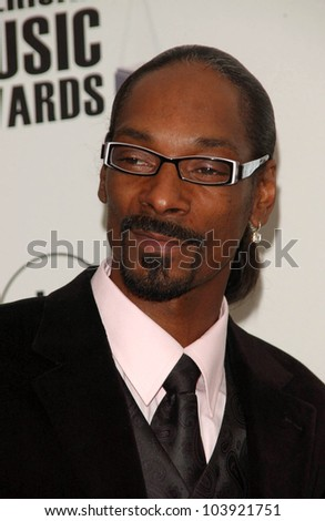 Snoop Dogg at the 2009 American Music Awards Nomination Announcements. Beverly Hills Hotel, Beverly Hills, CA. 10-13-09 - stock photo