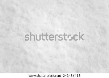 snow as a backdrop - stock photo
