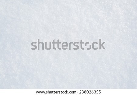 Snow background outdoor