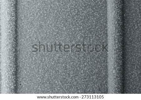 Snow background. The ice crystals are uniformly distributed on surface. Texture on snow and ice. Abstract background. - stock photo